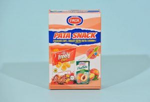 Packaging alimentare Pata Snack