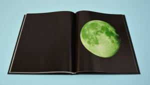 Libro fotografico Moon Atlas realizzato da Luca Missoni