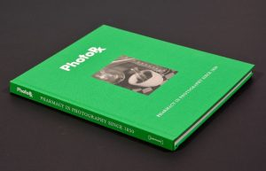 Esempio copertina telata su libro PhotoRX