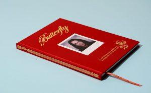 Faenza Group ha stampato Butterfly, il libro fotografico di Gordon