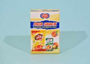 Il packaging alimentare realizzato da Faenza Group per PATA