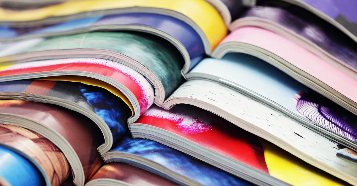 come creare una rivista di successo