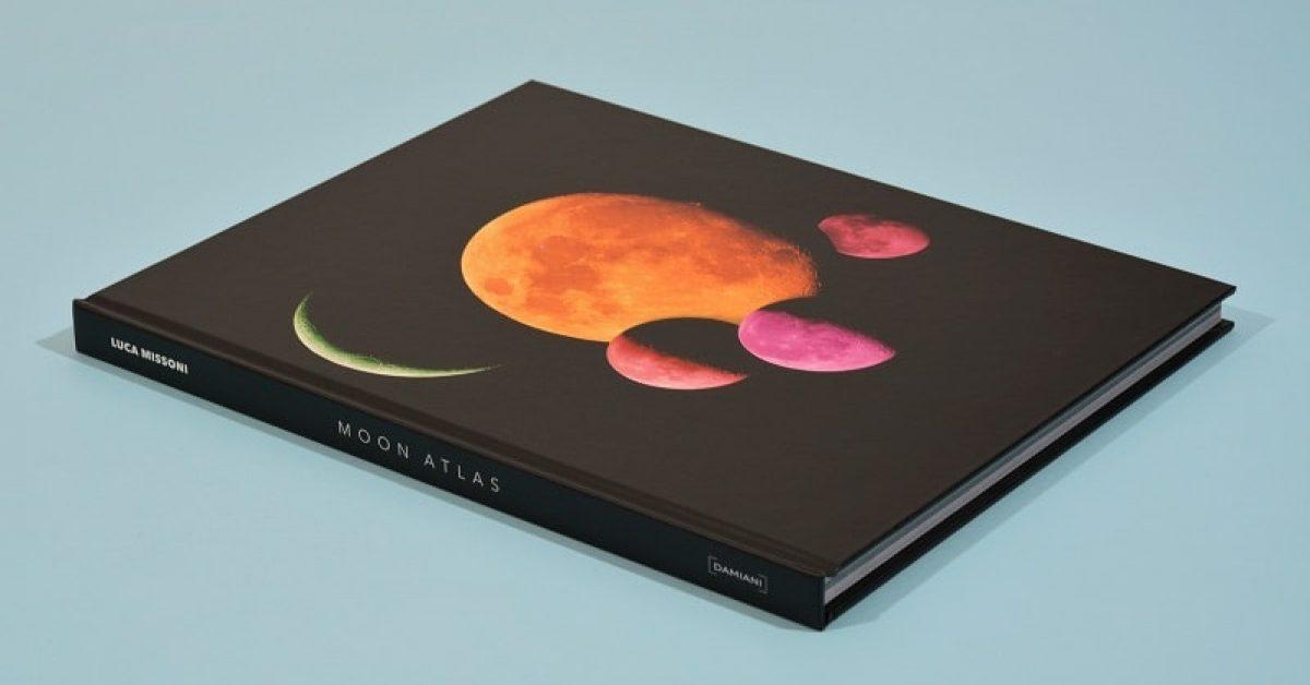 Libro fotografico Moon Atlas