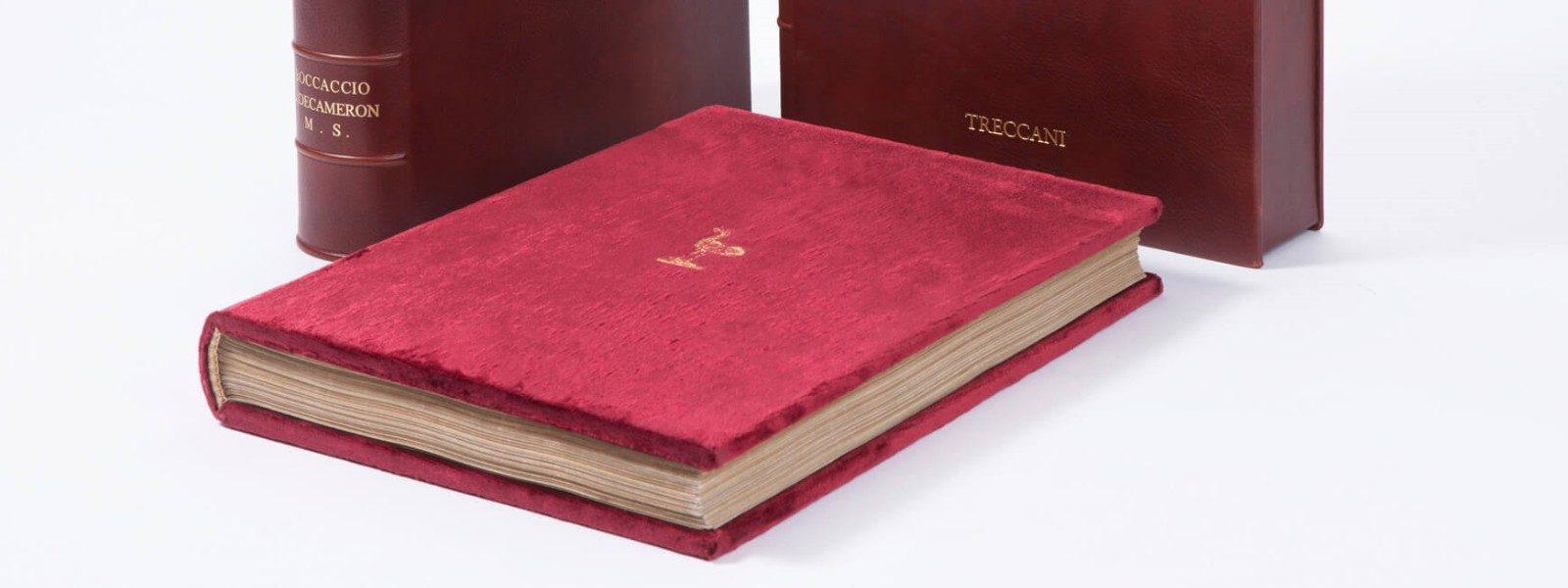 La stampa di manoscritti in fac simile per la realizzazione di opere mozzafiato
