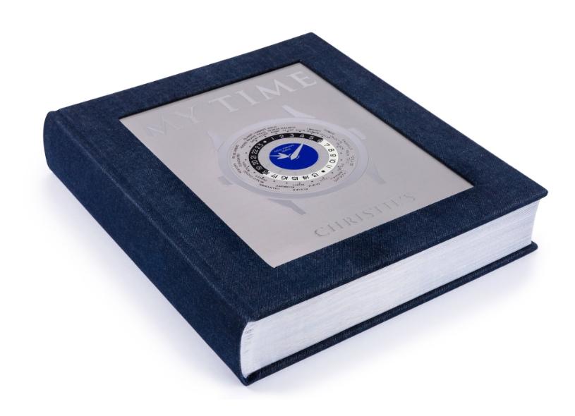 Esempi di servizi editoriali e servizi di publishing realizzati da Faenza Group: Il libro MY TIME